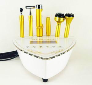 Multifunción micro corriente 5D ninguna máquina de la belleza del balneario del ojo de enfriamiento mesotherapy de la aguja con la aprobación AU-49B del CE
