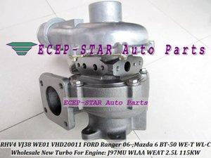 RHV4 VJ38 VFD20011 VFD20021 VGD20011 VGD20021 VAD20011 VAD20021 Турбо для Форд Рейнджер WLAA погоду для Mazda 6 BT50 БТ-50 у нас-Т З-С J97MU 2,5 л