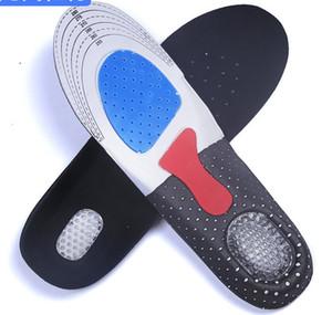 Fußpflege 1 Paar 3D Premium Frauen Männer bequeme Schuhe Orthesen Einlegesohlen fügt hohe Bogen Unterstützung Pad 12pairs / lot # 3989