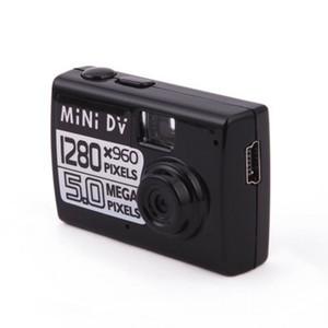 Мини-DV высокой четкости 5,0 Мп 1280x960 мини видеокамера PC камера цифровой голосовой рекордер обнаружения движения мини DVR дешевые черный