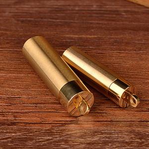 Apilable Cilindro Titular Botella de perfume Colgante de urna Collar de cadena de cuentas Joyería de acero de titanio Cremación Memorial Ash Recuerdo Hombres Mujeres