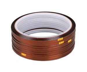 (Breite) 10mm / 20mm / 30mm * Länge 27m Hitzebeständige Hitzepresse Sublimation Becher Band 10 TEILE / LOS