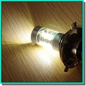 2015 venda quente 80 W cree Chip de Alta Brilhante 16 x LED Carro Fog luz de Nevoeiro Carro com 360 Graus Carro Foglamp