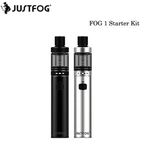 100% Origianl Justfog FOG1 Starter Kit 1500mAh Batteria Vape Pen 2ml Top Filling Atomizer Serbatoio VS Vape Pen 22 Kit