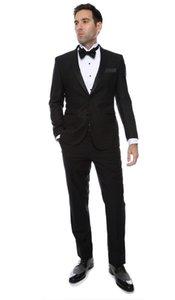 Gramercy Mens Super Slim Fit Tuxedos Groom 2016 Nouveaux Groomsmen Mens Costumes De Mariage De Bal Sur Mesure (Veste + Pantalon + Cravate + Gilet)