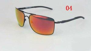 Männer Radfahren Brillen polarisierten Linse Aolly Metallreit Spur Sonnenbrillen Oculos