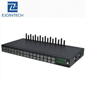 Автоматическое изменение sim GSM sms gateway 16 портов модемный пул 64 вращение sim поддержка blast sms ussd с открытым HTTP API