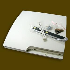 Custodia Cover Cover Full White per PS3 Slim Game Console Custodia per videogiochi