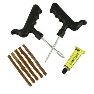 Al por mayor-Precio de fábrica del coche de la bici Auto Tubeless Tire Tire Plug Repair Tool Tool Safety 5 Strip AM1O582 51031 P14