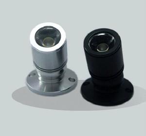 10pcs / lot 3W mini-spot lumineux LED Downlight AC85-265V coffret blanc ou blanc chaud led lumière RoHS CE