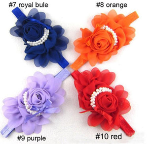 Baby Hair Headband Kids Girl Baby Toddler Lace Flower Headband Hair Band Accessories Headwear