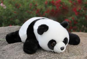 """جديد 3 # 36cm / 14 """"***** يمكن تعديل الموقف PANDA ***** القطيفة لعبة الحيوانات المحنطة"""