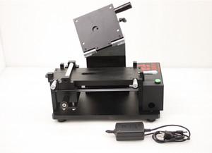5.7 بوصة دليل عالية الدقة المدمج في مضخة فراغ آلة الترقق فيلم OCA ل OCA البصرية الغراء المستقطب