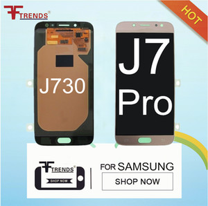 Oled For Samsung Galaxy J730 J730F J7 Pro 2017 LCD Display with Touch Screen Digitizer Assembly Replacement
