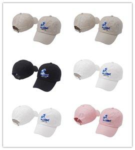 Großhandel Nostalgie Wellen Papa Hut Finesse Emoji Martin Show liebt Basketball Casquette Baseball Golf Hüte für Männer Tyler der Schöpfer