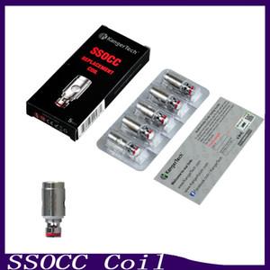 SSOCC кангера катушки распылитель глава 0.5 Ом, 1.2 ом Ni200 0.15 Ohm пригонка Subvod subox мини стартовый комплект toptank 0266054-1