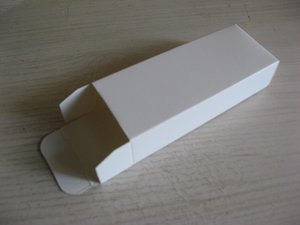 50 шт. Без логотипа Белая коробка, несколько размеров 63x31x22MM 2,48x1,22x0,87 дюйма.