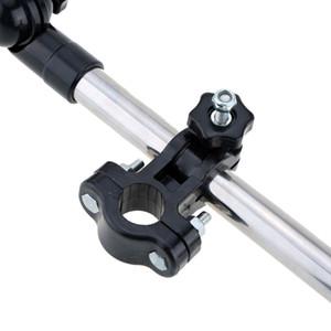 Toptan-Paslanmaz Çelik Katlanır Bisiklet Şemsiye Bağlayıcı Standı Tutucu Bisiklet Süslemeleri Yüklemek Tamir Aksesuar Bölüm