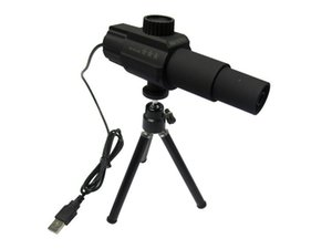 Freeshipping 1-70X Zoom 2.0MP Long Distance USB Digital Telescope camera Per spot monitor House Videosorveglianza Videoregistrazione 13 lingue