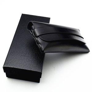 Nueva caja de gafas de sol de cuero de la PU suave mujeres caja de anteojos de gran tamaño para hombres protector de gafas mano tomar caso de gafas