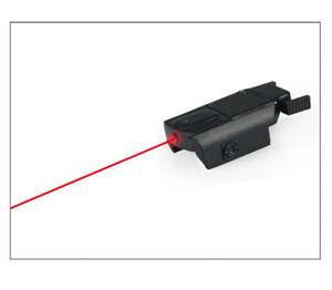 new arrival mini red laser sight red laser pointer mount on 20mm rail for rifle scope for hunting