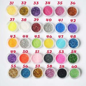 Wholesale-Free Maquiagem 30 Mixed Colors  Pigment Glitter Mineral Spangle Eyeshadow  30PCS One Set Professional  JM04