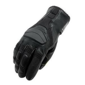 2016 New Super inverno quente Acerbis May Hill profissionais de motociclismo luvas de equitação de couro luva de frio tamanho cor preta M L XL