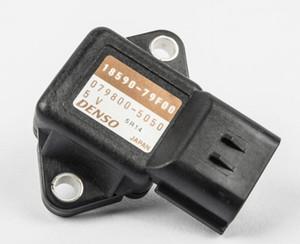 Sensore di pressione dell'aria di aspirazione della mappa 18590-79F00 per Suzuki Carry / Suzuki Swift 1.3l / Changan Star