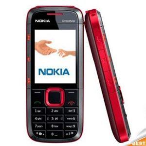 Original reconstruido Original Nokia 5130 5130XM Teléfono móvil 2G Network 2 MP, 1600x1200 píxeles Inglés árabe Teclado ruso