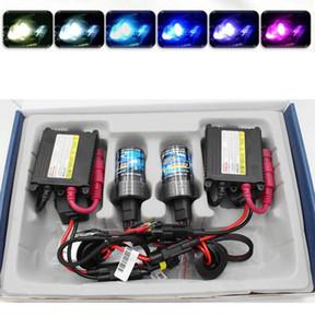 Ксенон комплект H7 лампы Привет низким 55w H4 ксенон 4300k 6000k 8000k ксенона H11 55w H4-3 Bixenon Canbus H1 H3 H8 H9 H10 НВ3 9006 DC 12V