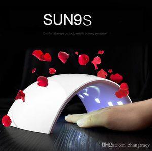 2018 Neweast UV LED SUN9c SUN9s 24W Professional UV LED Lamp Nail Dryer Polish Machine for Curing Nail Gel Art Tool
