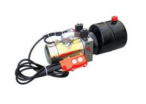 Sıcak toptan 24 v 2kw motor hidrolik motor için Damperli römork motor ve pompa için Güç ambalaj Üniteleri