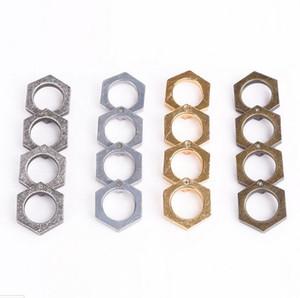 2016 nuovi coltelli portatile anello esterno ornamento autodifesa strumento di autodifesa attrezzature di autodifesa fabbrica diretta di alta qualità