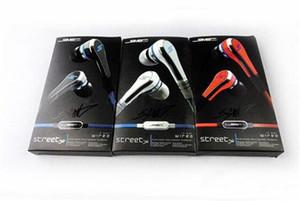 Mini 50 Cent Earphones SMS Audio Street by 50 Cent Headphone Auriculares intrauditivos Precio de fábrica para la tableta del teléfono celular Mp3 Mp4