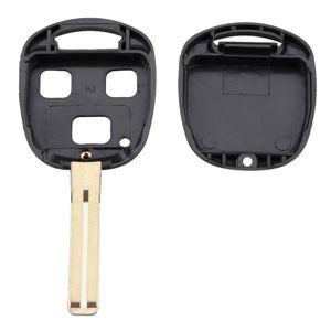 Lexus 3 кнопки замена ключа дело Shell Keyless Remote Fob режиссерский лезвие Fix Master для Lexus CIA_40T