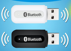 3.5mm 잭 USB 무선 블루투스 음악 오디오 수신기 IOS 어댑터 / 안 드 로이드 전화에 대 한 보조 자동차 PC에 대 한 Dongle 어댑터