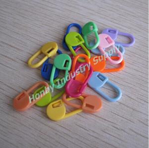 пакет из 1000 шт. цветные 22 мм пластиковые булавка вязание стежка подсчета маркеры бесплатная доставка