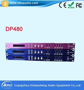 4 в 8 из Китая производитель профессиональный цифровой dsp аудио процессор DP480 аудио цифровой караоке процессор