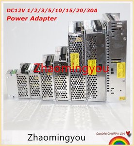 AC 100V 110V 200V 210V 220V 230V 240V до DC 12V 1A 2A 3A 5A 10A 15A 20A 30A переключатель трансформатор питания Бесплатная доставка