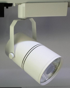 High Quality 30W LED Track Light COB LED Spot Light 30W Driver AC85-265V Black Or White Shell Optional Free Shipping