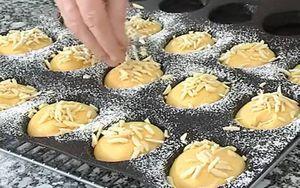 Halloween Silikon 4 Zoll Brötchen Backform 15 Laibe Non-Stick Perforierte Form Runde Sandwich Brötchen Muffin Pastry Pie Tart
