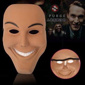 Neue Cosplay Die Reinigung Lächelndes Gesichtsmaske Festival Party Halloween Maske --- Loveful