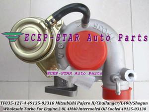 TF035-12T-4 TF035 49135-03130 49135-03310 MD202578 MD202579 Turbo Pour Mitsubishi Pajero II Challanger L400 Shogun Intercoolé 4M40 2.8L