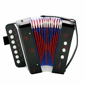 Factory direct sales of children's toys to play a piano accordion educational practice wholesale trade