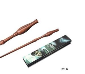 Ücretsiz Kargo Sihirbazı Dünya Harry Potter değnek Sihirli Luna Lovegood Değnek kutusu ile