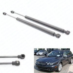 2pcs Auto Tailgate Lest Right Rear Trunk Lift Soporta amortiguadores de gas de choque para Jaguar X-Type 2002 2003 2004 2005 2006 2007-2008