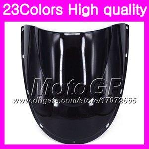 Ветровое стекло 23Colors для DUCATI 748 853 916 996 998 96 97 98 99 00 01 02 1996 1997 1998 2002 хромированное Черное ветровое стекло дыма GPear