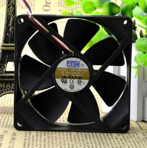 AVC 90 * 90 * 25 24 0.3A 9CM C9025B24UA три провода инвертора корпус вентилятора охлаждения