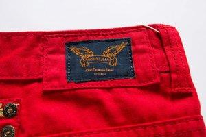 Homens Robin Shorts Robins Designer Jeans Famoso Brand New shorts tamanho denim jeans robin para homens mais jean 30-42 niohu