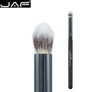 12 Pz Spazzola per trucco standard Jaf all'ingrosso 07stj Pennello per capelli sintetico professionale Kit pennelli per trucco